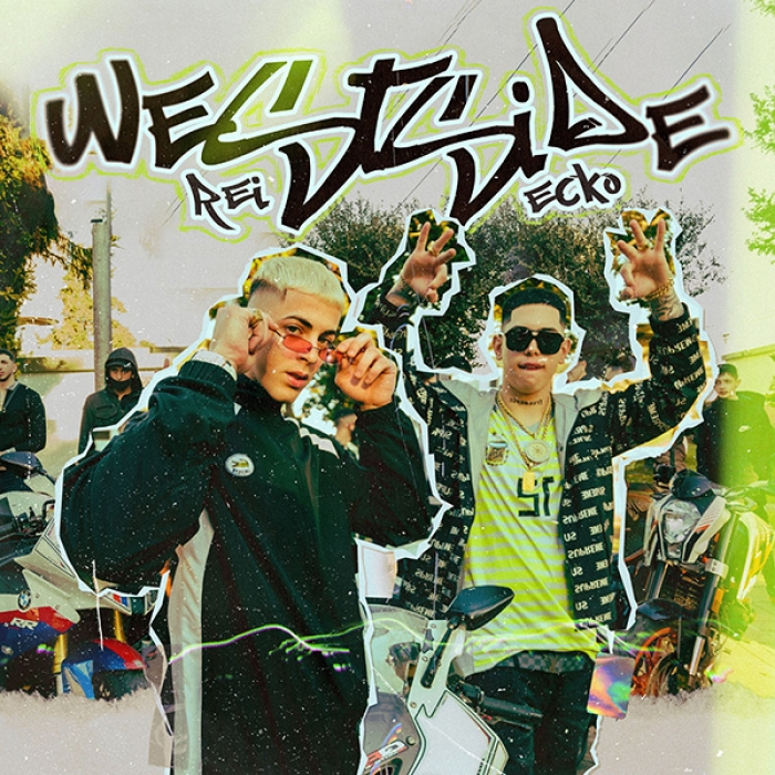 "REI se une a ECKO y le rapean al ""West Side"", en su nuevo single juntos!"